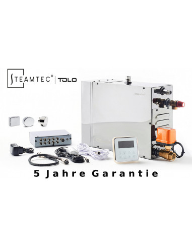 Dampfgenerator Tolo 9.0