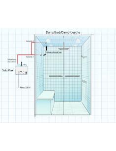 Dampfgenerator At Dampfbad Dampfdusche Dampfgenerator Online